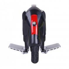 Черное моноколесо Kingsong 14C 340 Wh - вид спереди