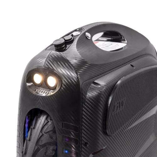 Gotway MSuper Pro (1800 Wh): верхняя часть корпуса